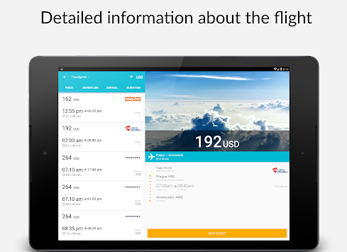 Cheap Flights & Airline Ticket APK screenshot thumbnail 7