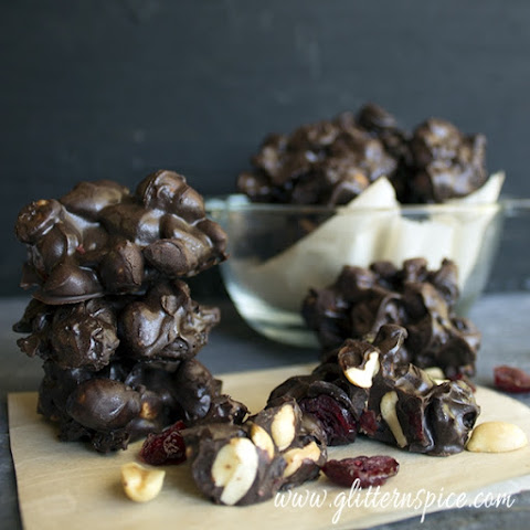 Cranberry Peanut Clusters