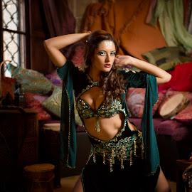 Claire Marie 8309 by Keith Darmanin - People Fashion ( dancing, fashion, egyptian, arab, venere, egypt, photography, belly dancing, sensual, sexy, kitz klikz, malta, tv, claire marie, hot, keith darmanin, east, dance )