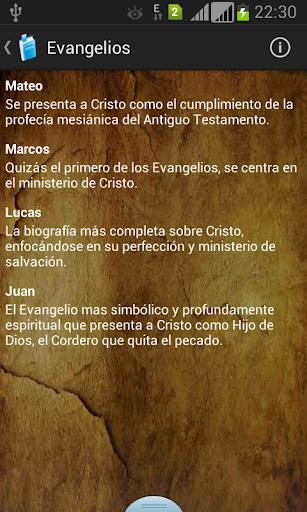 Santa Biblia RVR1960 screenshot 2