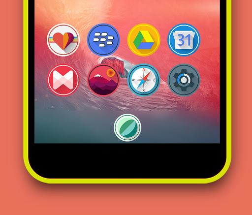 Redox - Icon Pack screenshot 5