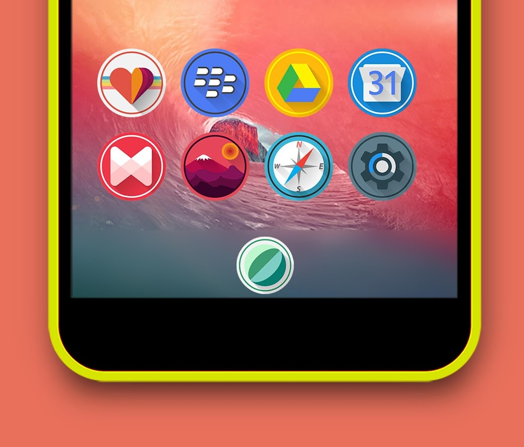 Redox - Icon Pack Screenshot 4