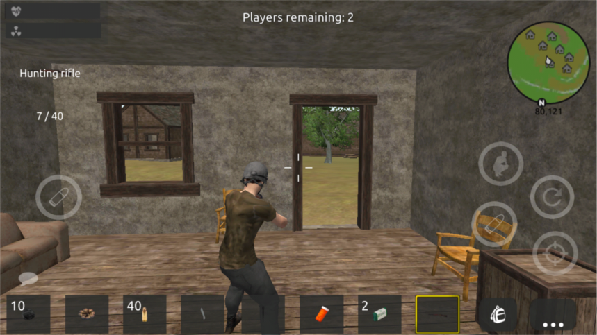 TIO: Battlegrounds Royale Screenshot 3