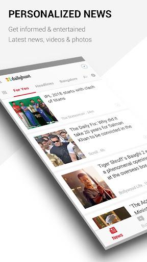 Dailyhunt (Newshunt) News screenshot 2