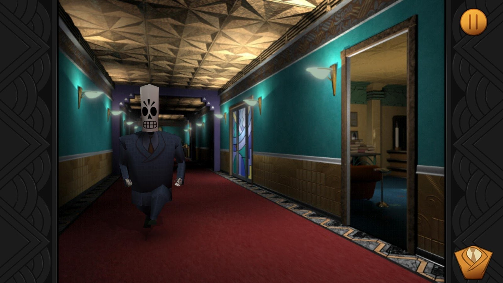 Grim Fandango Remastered Screenshot 11