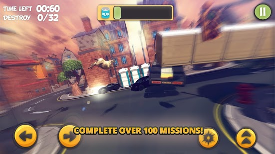 Goat Simulator 3D FREE: Frenzy Unlimited money