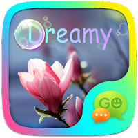 (FREE) GO SMS DREAMY THEME For PC (Windows And Mac)