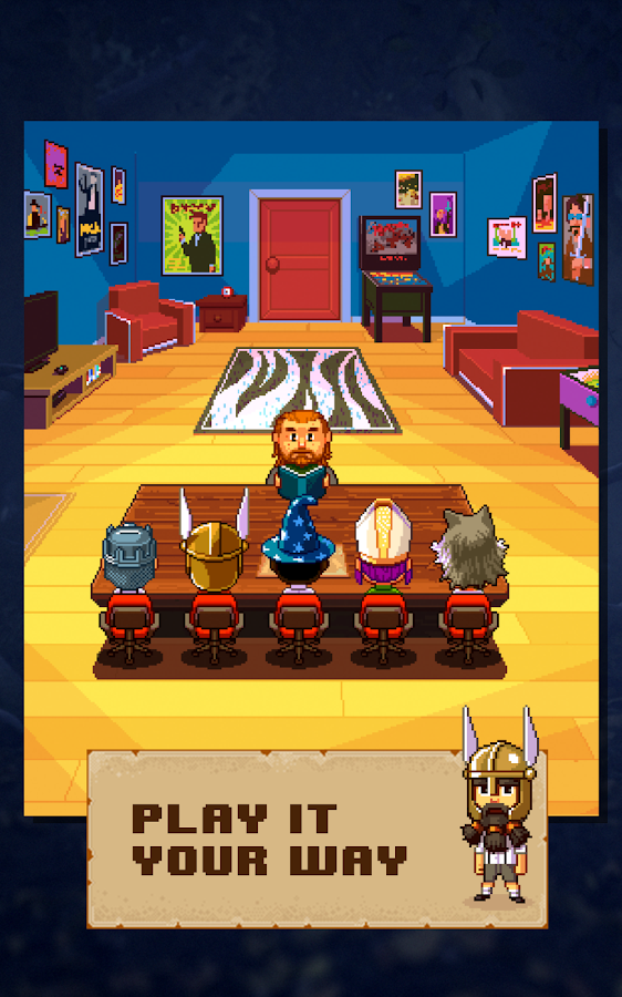 Knights of Pen & Paper 2 Screenshot 11