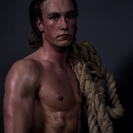 Orri Rope by Gunnar Sigurjónsson - Sports & Fitness Other Sports ( sexy, orri, fitness, hot )