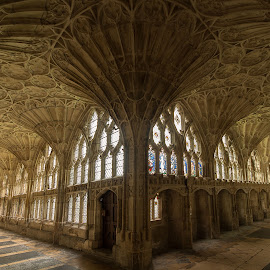 Harry Potter was here. by Simon Page - Buildings & Architecture Places of Worship
