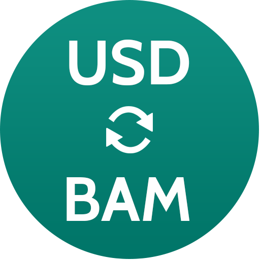 Android aplikacija USD to BAM, US Dollar to Bosnia-Herzegovina na Android Srbija