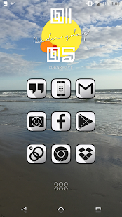 BlackBeard - Free Icon Pack - screenshot
