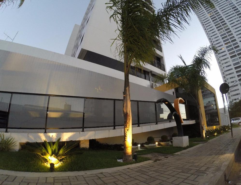Apartamento com 2 dormitórios à venda, 60 m² por R$ 350.000 - Bessa - João Pessoa/PB