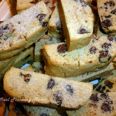 Passover Chocolate Chip Kamish Bread