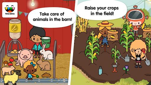 Toca Life: Farm screenshot 7