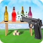 Shoot Real Bottle Expert Free - Bottle Shoot 3D Icon