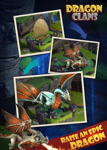 Dragon Clans - screenshot