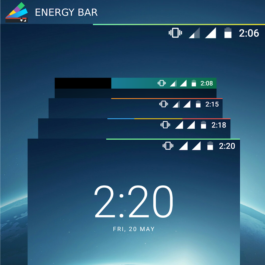 Energy Bar Screenshot 6