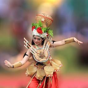Bamboo art Dance by Adianca Ridhani - Uncategorized All Uncategorized ( #indonesia #banten #kabupatentangerang #dance )