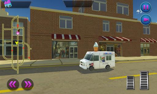 Fun Ice Cream Truck Simulator - screenshot