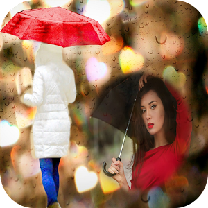 Rain Photo Frames New for PC-Windows 7,8,10 and Mac