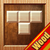 Block Puzzle Wood 1010 : Free