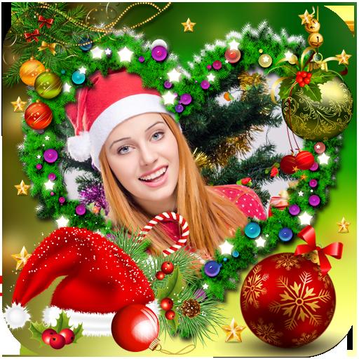 Christmas Photo Frames HD (app)
