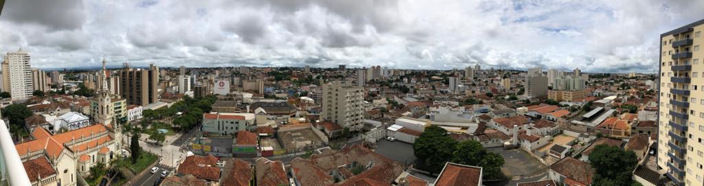 Apartamento com 3 dormitórios à venda, 102 m² por R$ 400.000,00 - Centro - Uberaba/MG