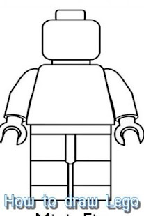 How to draw Lego - screenshot