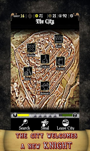 Durlindana Fantasy Offline RPG - screenshot