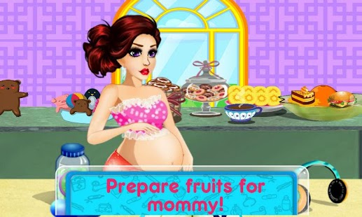 Celebrity Mommy Care-Cute Baby - screenshot