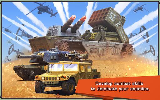 Iron Desert - Fire Storm screenshot 14