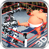 Download Full Real robot Ring Sumo Wrestling Revolution Battle 1.0 APK