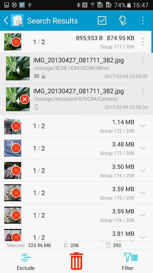 Search Duplicate File Screenshot 2