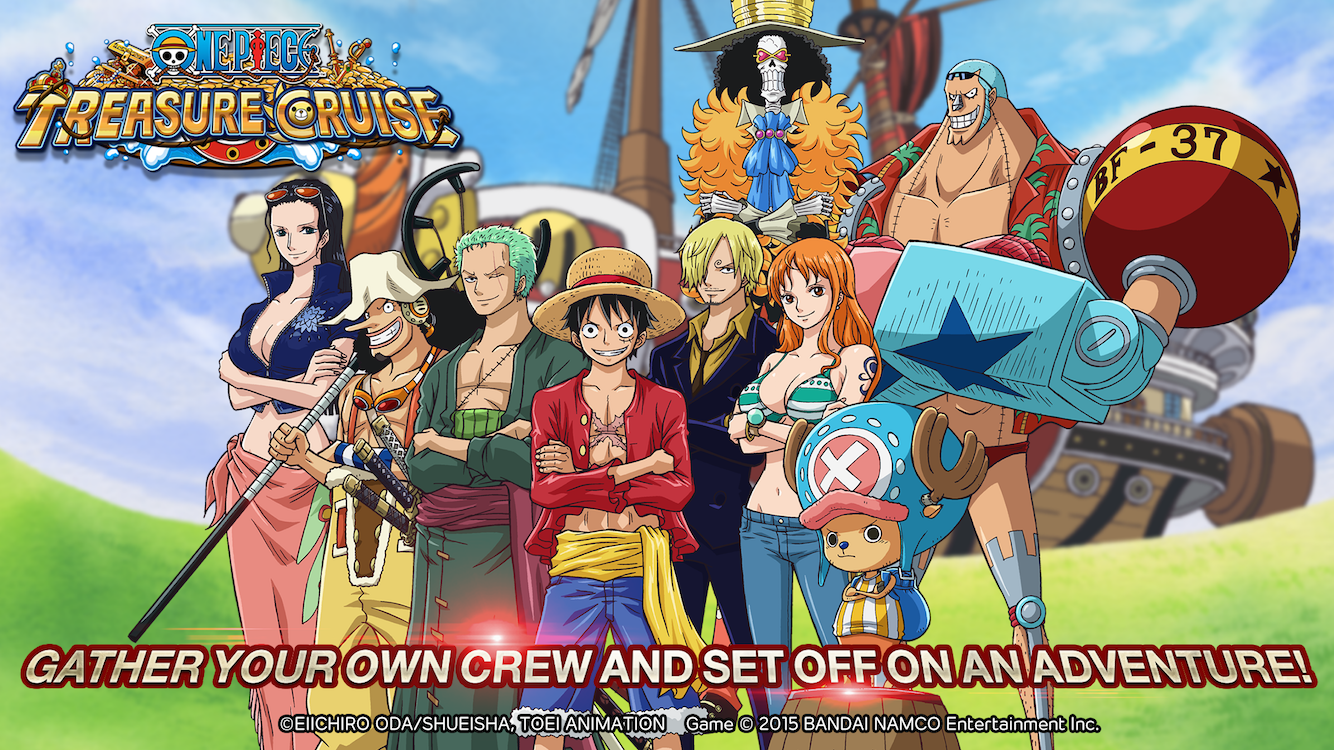 LINE: ONE PIECE TreasureCruise Screenshot 0