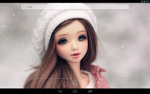Dolls Live Wallpaper - screenshot
