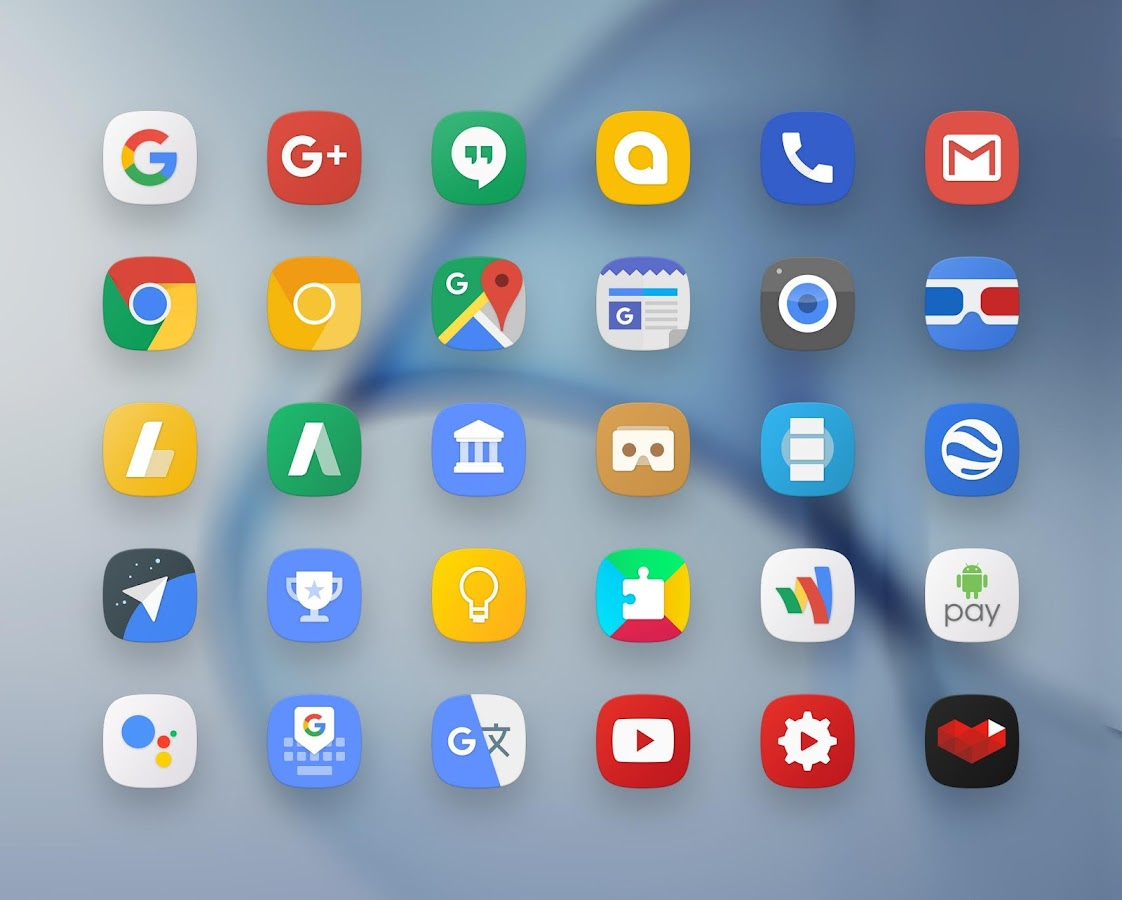 TouchWiz - Icon Pack Screenshot 9