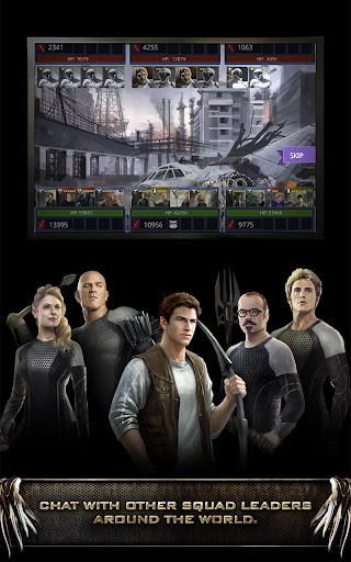 The Hunger Games: Panem Rising screenshot 4
