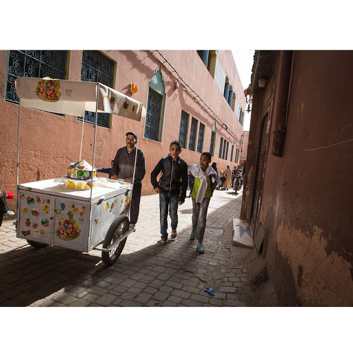 Michele Cirillo, Marrakesh 2, Medina Street