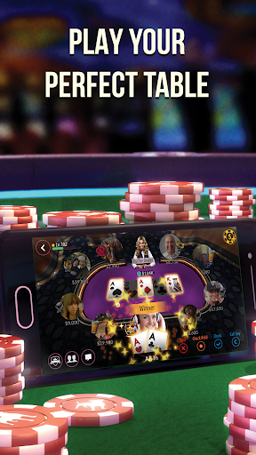 Zynga Poker – Texas Holdem screenshot 1