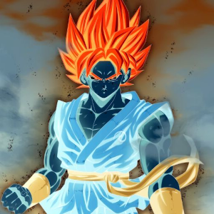 Super Saiyan Blue Icon
