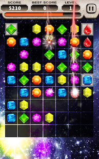 Jewels Saga Galaxy - screenshot
