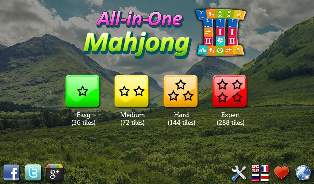 All-in-One Mahjong 3 Screenshot