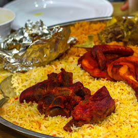 My Nasik Arab by Syahrul Nizam Abdullah - Food & Drink Meats & Cheeses