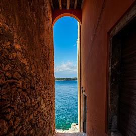Still dreaming by Marius Novac - Landscapes Travel ( magic, old town, croatia, sea, seascape )
