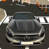 Game S-Class Coupe Simulator 2017 APK for Kindle