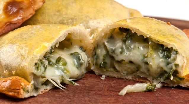 Spinach Cheese Empanadas Recipes — Dishmaps