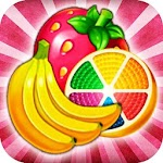 Candy Fruit Mania : Blast & Pop Jewel Icon