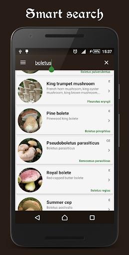 Book of Mushrooms PRO - screenshot