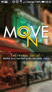 Move On - screenshot